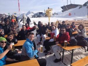 ICsense on ski holiday
