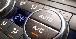 Dual H-bridge driver for permanent magnet DC motor in automotive applications