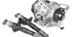 Direct fuel injection ASIC for automotive applications