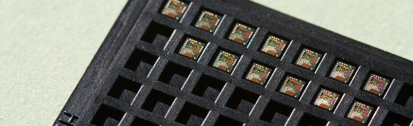 Lab-on-chip MEMS