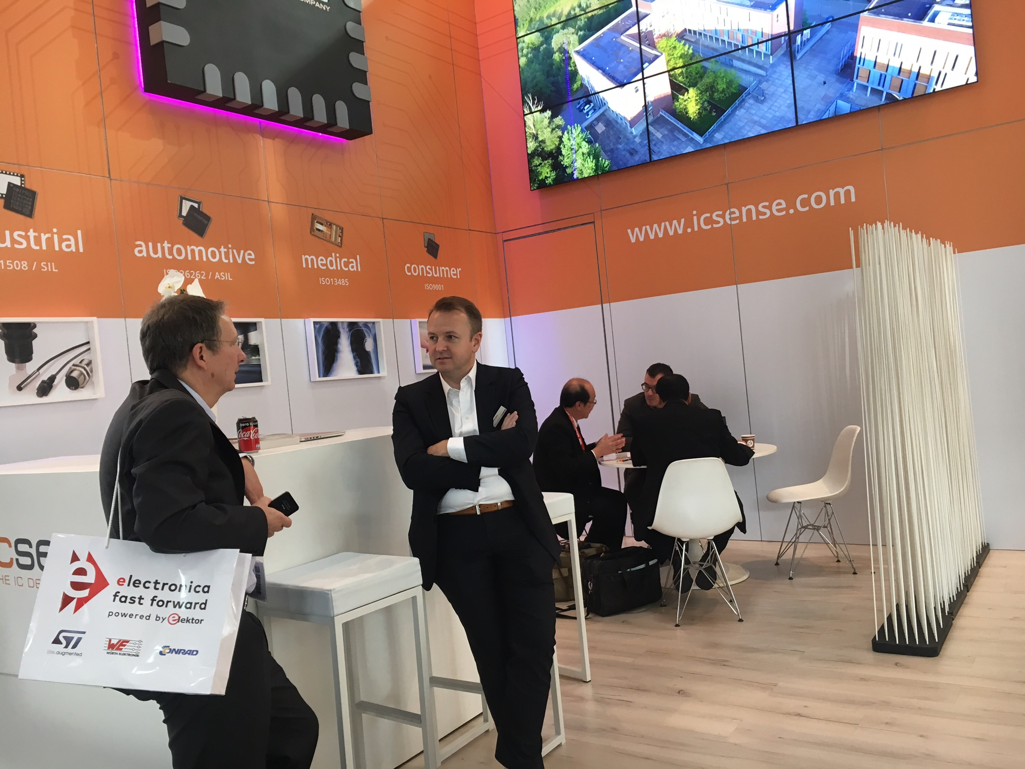 Embedded World 2017 | 14 – 16.03.17 (Hall 3 – 121)