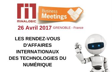 Minalogic B2B meetings (Grenoble – 26/04)