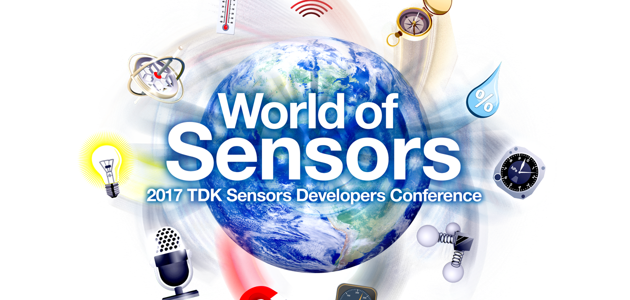 Oct 23-24, 2017 – World of Sensors
