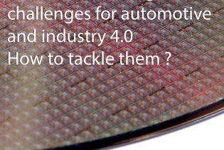 Sensor/ASIC integration challenges for automotive and industry 4.0. How to tackle them ?
