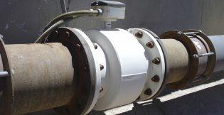 Ultrasonic Time-to-Digital flow metering ASIC