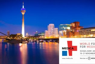 ICsense @ Medica Booth C42, Hall 9