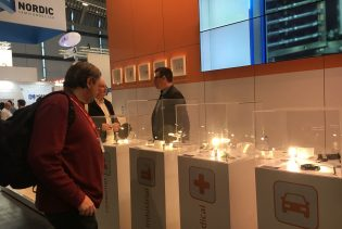 Embedded World (Hall 3A-438)